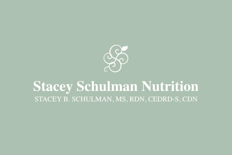Stacey Schulman Nutrition