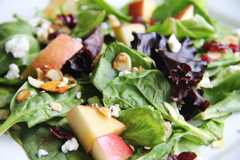 How to Make the Best at Home Salad